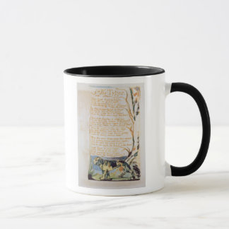 The Tyger, from Songs of Innocence Mug