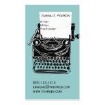 The Typewriter  Writer  Editor Publishing