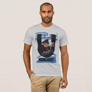 The U-Boats are Out! ('UBoote Heraus!') T-Shirt