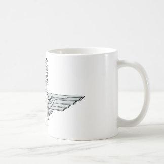 The U.K. Para swipes in Basic White Mug