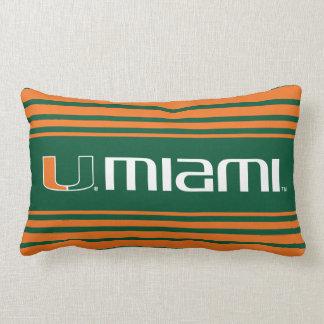The U Miami Lumbar Cushion