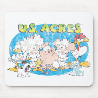 The U.S. Acres Group Mousepad