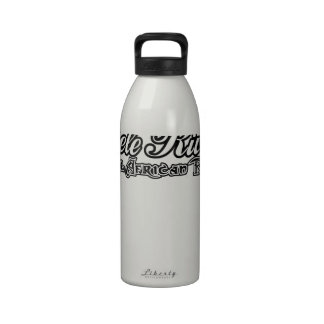 The Uele River,Central African Republic Reusable Water Bottle