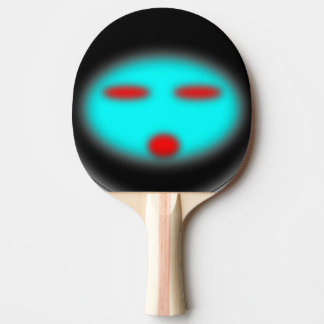the ufo ping pong paddle