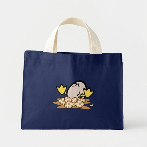 The Ugly Duckling Tote Bags