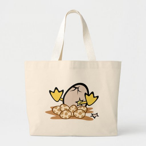 The Ugly Duckling Canvas Bags