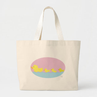 the ugly duckling jumbo tote bag