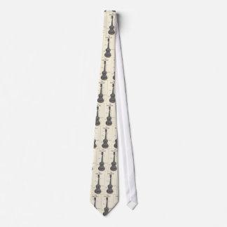 The Ukulele Tie