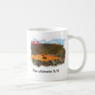 The ultimate 5/5 basic white mug