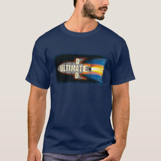The Ultimate Dad Rocket Ship Man T-Shirt