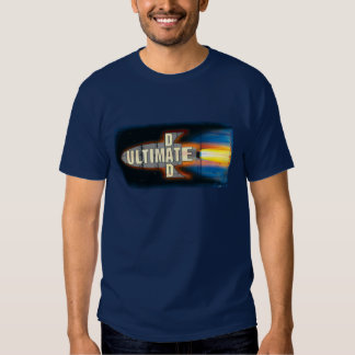 The Ultimate Dad Rocket Ship Man T Shirts