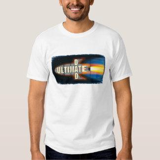 The Ultimate Dad Rocket Ship Man Tshirt