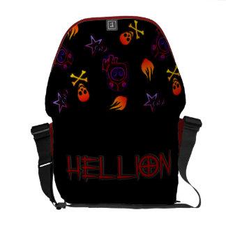 The Ultimate Hellion Messenger Bag