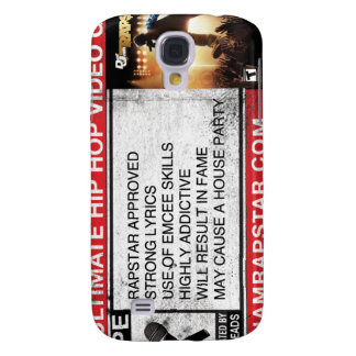 The Ultimate Hip-Hop Video Game Galaxy S4 Case