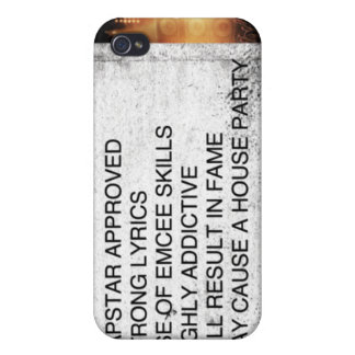 The Ultimate Hip-Hop Video Game iPhone 4/4S Case