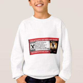 The Ultimate Hip-Hop Video Game Sweatshirt
