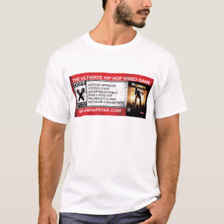 The Ultimate Hip-Hop Video Game T-Shirt