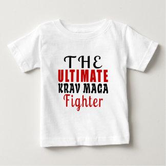 THE ULTIMATE KRAV MAGA FIGHTER BABY T-Shirt