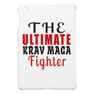 THE ULTIMATE KRAV MAGA FIGHTER COVER FOR THE iPad MINI