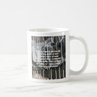 The Ultimate Measure Veterans Day Mug