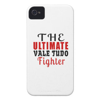 THE ULTIMATE VALE TUDO FIGHTER Case-Mate iPhone 4 CASE