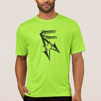 The Unaimed Arrows Mudder Team Jersey T-Shirt