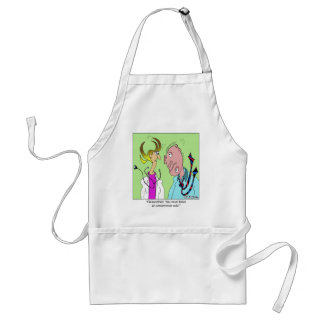 The Uncommon Cold Adult Apron