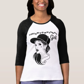 The Unconventional Girl T-Shirt