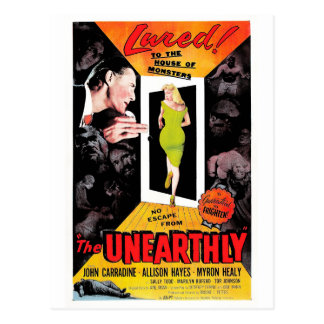 The Unearthly Postcard