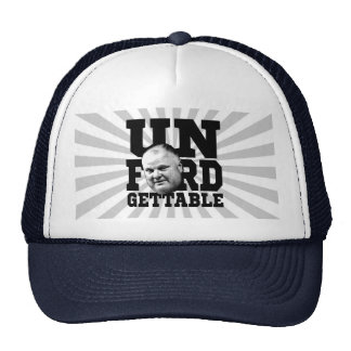 The Unforgettable Mayor Rob Ford of Toronto Cap