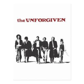 The Unforgiven Postcard