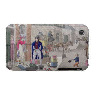 The Unfortunate Discovery, from 'Fashionable Bores iPhone 3 Case