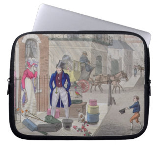 The Unfortunate Discovery, from 'Fashionable Bores Laptop Sleeve