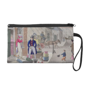The Unfortunate Discovery, from 'Fashionable Bores Wristlet Clutch