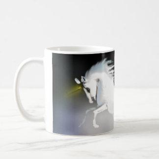 The Unicorn in the Mist Coffee Mug