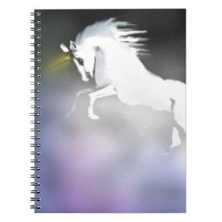 The Unicorn in the Mist Note Books