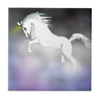 The Unicorn in the Mist Tile
