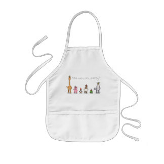 The Unicorn Party Apron