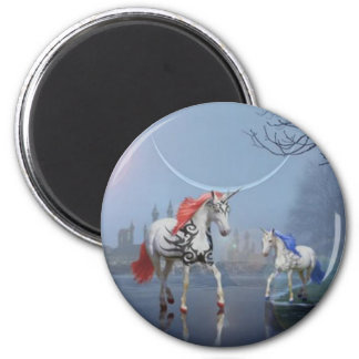 The Unicorns magnet