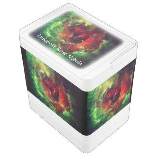 The Unicorns Rose Rosette Nebula Igloo Cooler