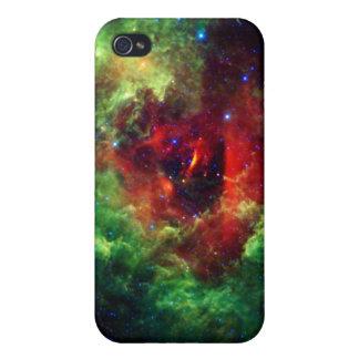 The Unicorns Rose Rosette Nebula iPhone 4 Case
