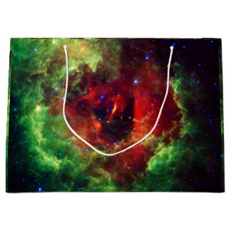 The Unicorns Rose Rosette Nebula Large Gift Bag