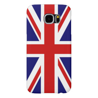 The Union Jack Classic Flag of the United Kingdom Samsung Galaxy S6 Cases