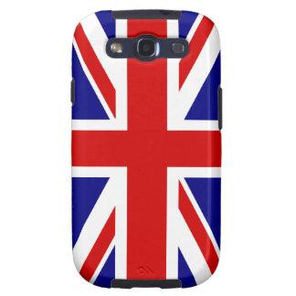 The Union Jack Flag Galaxy S3 Case