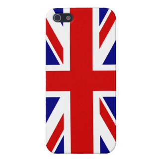 The Union Jack Flag Case For The iPhone 5