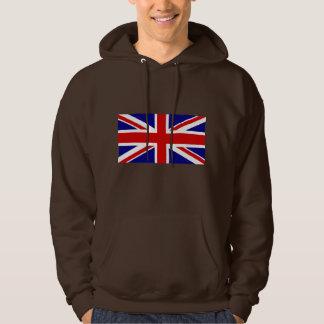 The Union Jack Flag Hooded Sweatshirt
