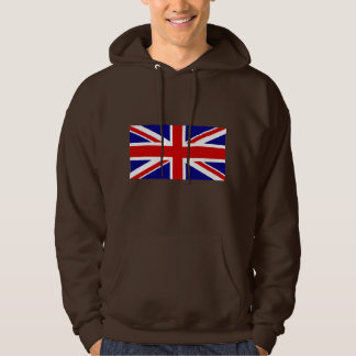 The Union Jack Flag Hoodie