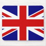 The Union Jack Flag Mouse Mat