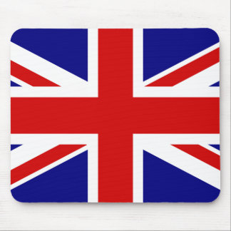 The Union Jack Flag Mouse Mat