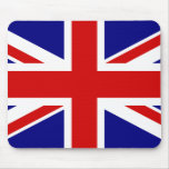 The Union Jack Flag Mouse Pad